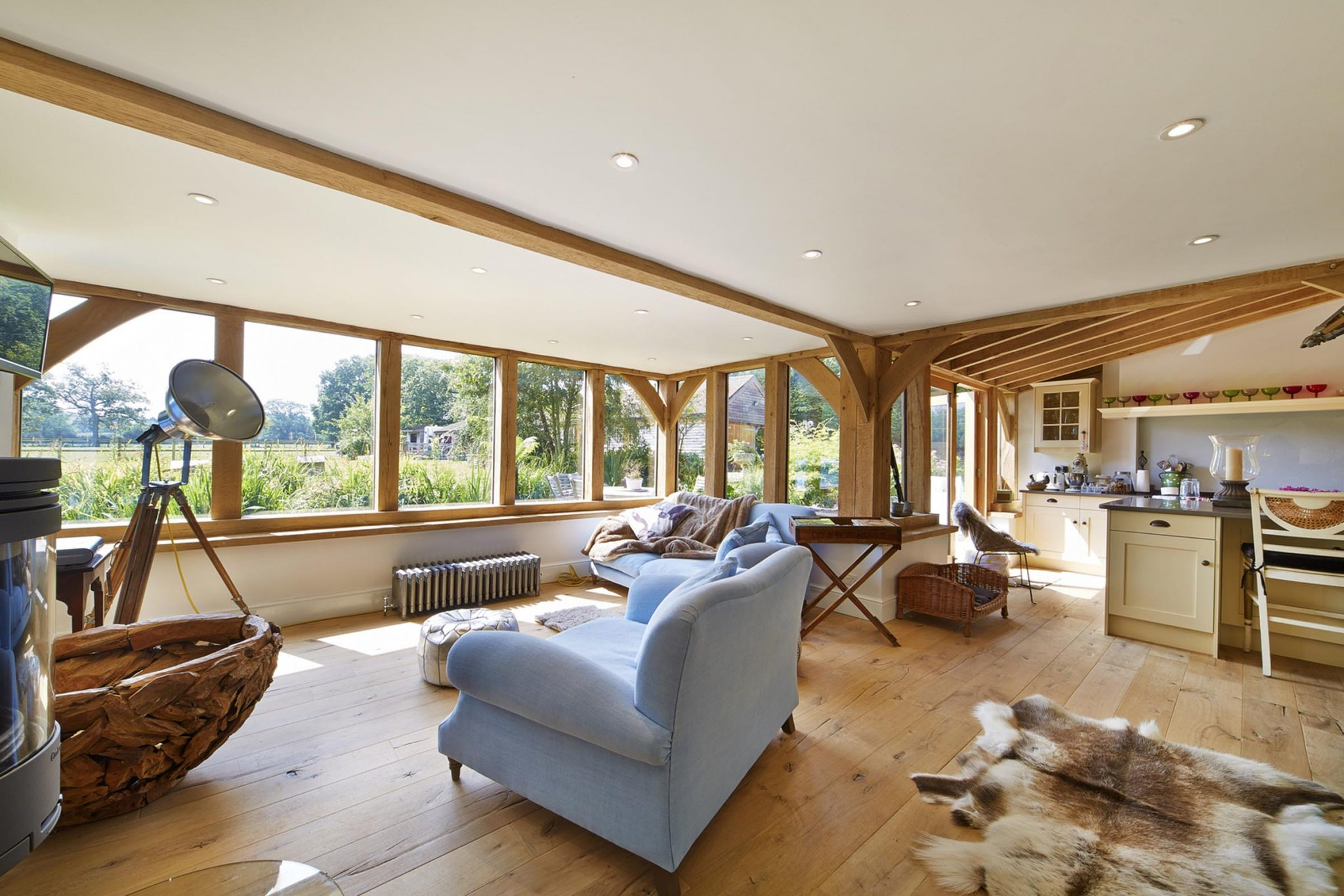 Our Clients Often Find That Their Timber Framed Extensions Are Where They Spend Most Of Time Reading Dining Entertaining Or Just Relaxing